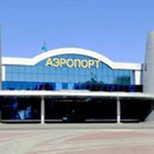 Аэропорты Ордынского