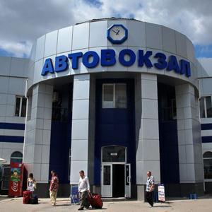 Автовокзалы Ордынского