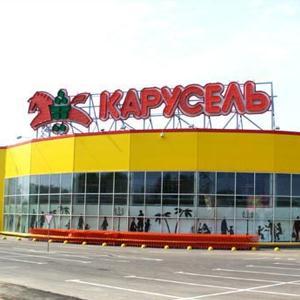Гипермаркеты Ордынского