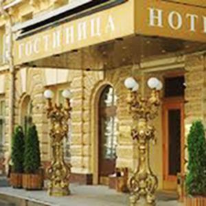 Гостиницы Ордынского