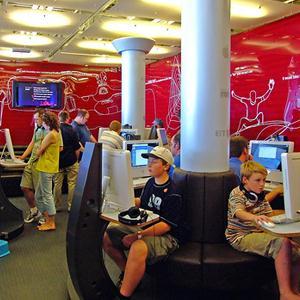 Интернет-кафе Ордынского