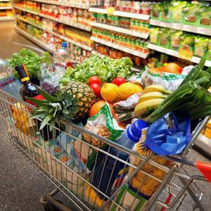 Магазины продуктов Ордынского