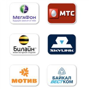 Операторы сотовой связи Ордынского