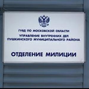 Отделения полиции Ордынского