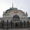 Железнодорожные вокзалы в Ордынском