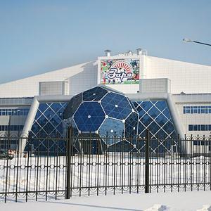 Спортивные комплексы Ордынского