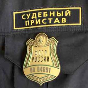 Судебные приставы Ордынского