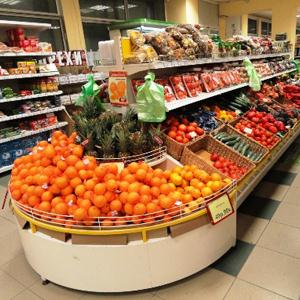 Супермаркеты Ордынского