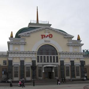 Железнодорожные вокзалы Ордынского